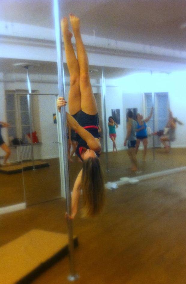 Monika Nowak - Pole Dance