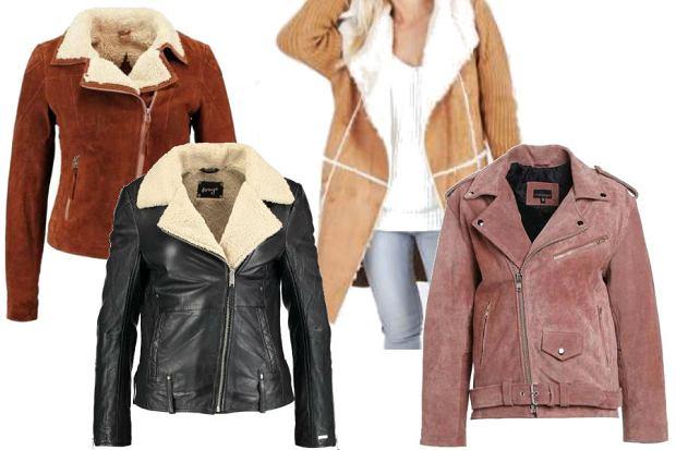 fot. materiały partnera/ modne kurtki na zimę