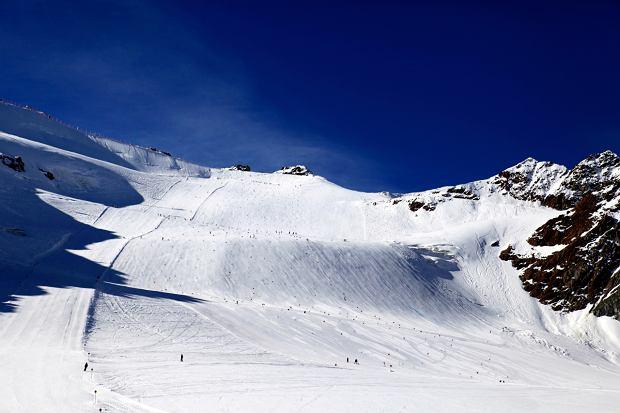 Trasa Pitz Panorama w Pitztal. Fot. Franek Przeradzki