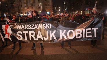 Czarny Piątek. Ulicami Warszawy przejdzie marsz. Ale będą też inne wydarzenia