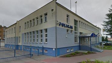Gwałt na komendzie w Brodnicy. Policjant zwolniony, ma zarzuty
