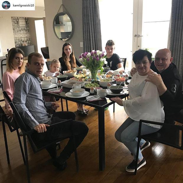 Jadalnia Kamila i Dominiki Grosickich