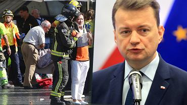 Polski rząd lansuje się na zamachu w Barcelonie. A sam potrafi nam zapewnić bezpieczeństwo?