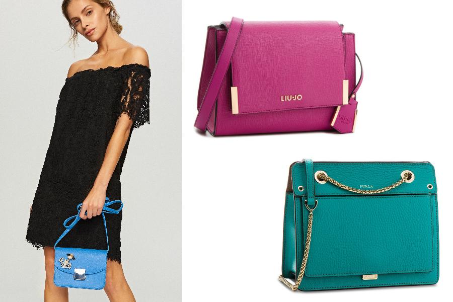 bc5812539899f Kolorowe torebki na lato - ożywią stylizacje!