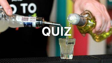 Jeżeli nigdy nie pracowałeś za barem, nie rozwiążesz tego quizu. Zaczynamy od shota wódki: ile to jest?