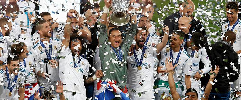 Dlaczego Real Madryt znów wygrał finał LM? Trzeba spojrzeć na tego drugiego bramkarza