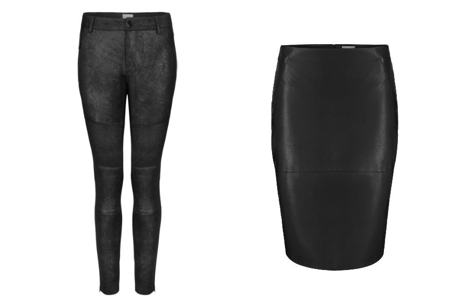 spodnie i spódnica JemiołxRossmann