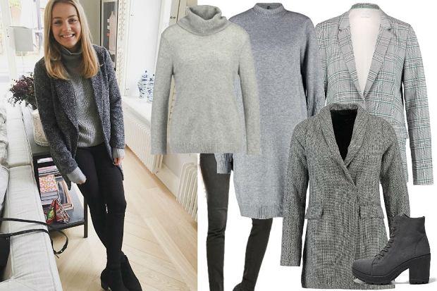 fot. instagram.com/malgosia_socha/ modne ubrania w niskich cenach