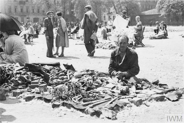 Warszawskie getto w latach 1940-43