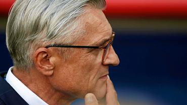 Długa tyrada Adama Nawałki o błędach Polaków w meczu z Senegalem