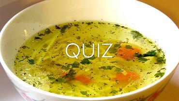 Bardziej polskiego quizu kulinarnego raczej nie można zrobić. Rozpoznasz zupę po zdjęciu?