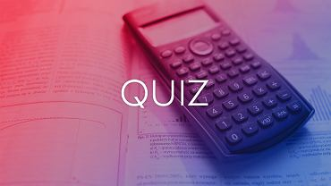 Niby prosty quiz z matematyki, a niektórzy mają 0 punktów. Odważysz się sprawdzić, czy pójdzie ci lepiej?