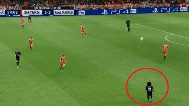 NIE-WIA-RY-GO-DNE zagranie Marcelo! To nie jest fejk. On naprawdę to zrobił [WIDEO]