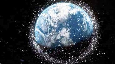 Ziemia widziana z kosmosu wygląda zupełnie inaczej niż w filmach. Przygnębiające