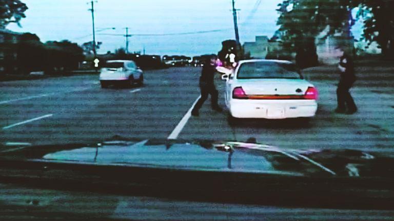 Rutynowa kontrola drogowa zakończyła się śmiercią zatrzymanego