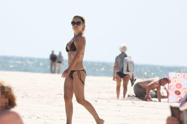 Marta Manowska w bikini