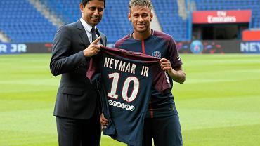 Barcelona pozwała Neymara w związku z jego transferem do PSG