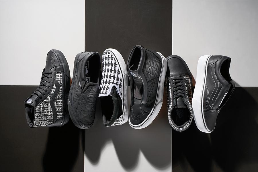 Kolekcja butów Vans x Karl Lagerfeld