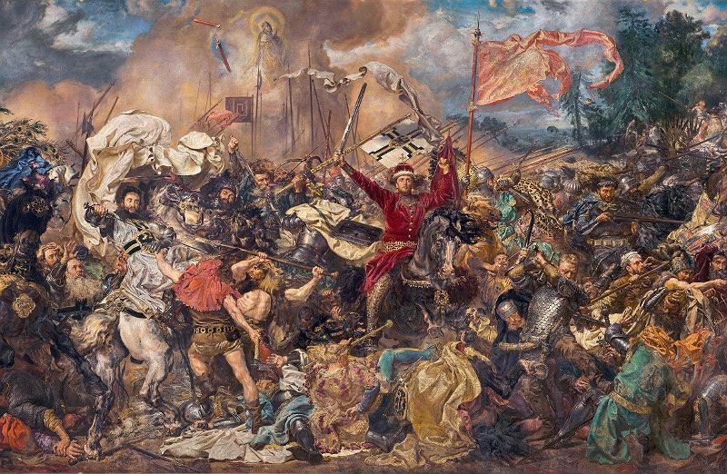 Jan Wróbel: ''Zaskoczeniem dla Krzyżaków było odkrycie, że rycerstwo polskie też było pierwszoligowe''
