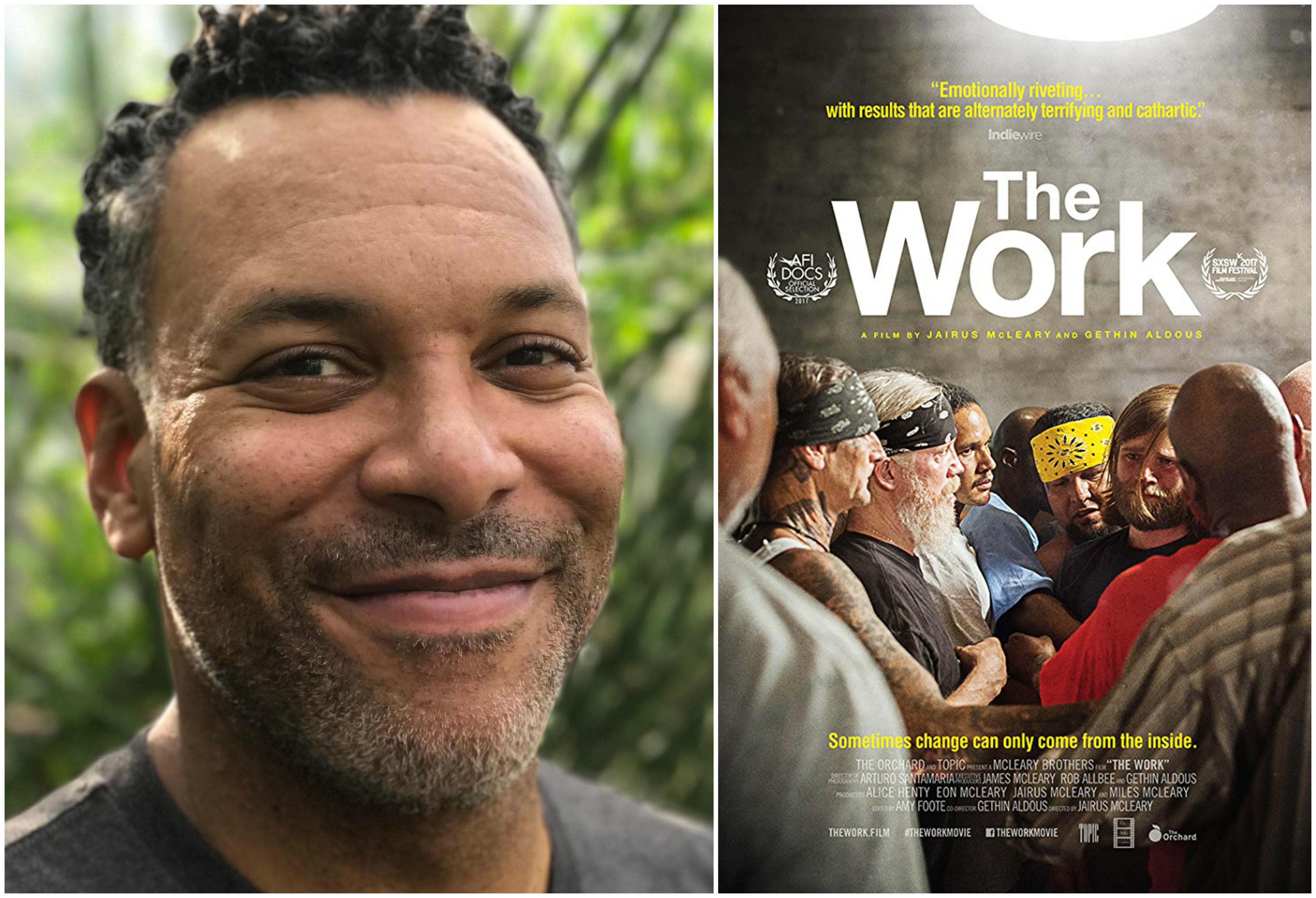 Film Jairusa McLeary'ego 'Praca' (w org. 'The Work') od 7 do 14 grudnia można oglądać w ramach festiwalu Watch Docs w Warszawie (fot. materiały prasowe)