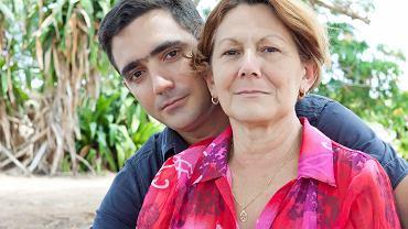 """Mąż Kasi był młodszy o 12 lat. """"Jego mama mówiła o mnie: Poleciałeś na d...ę"""""""