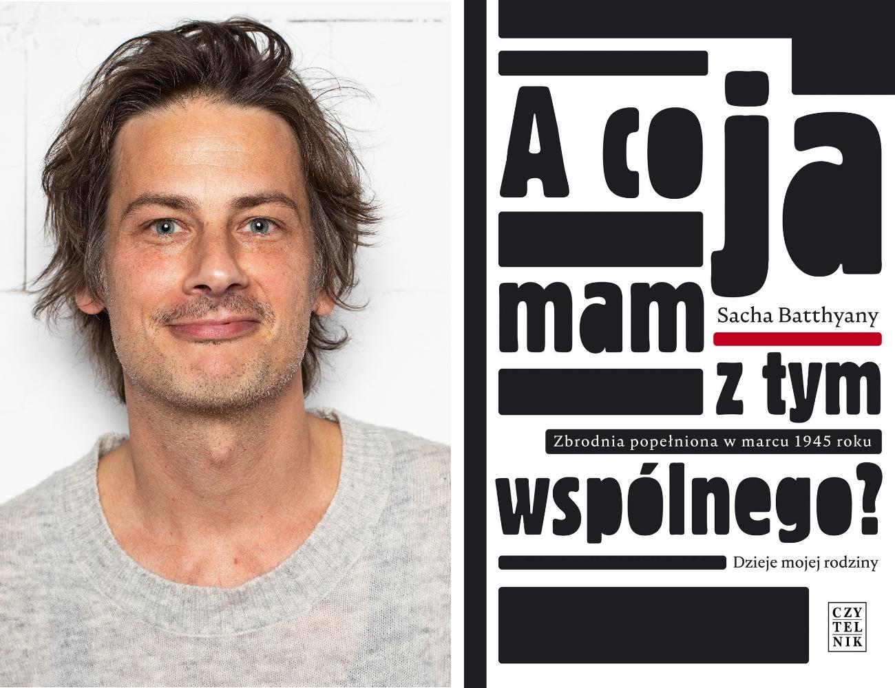 Książka ukazała się nakładem wydawnictwa Czytelnik (Fot. Dawid Żuchowicz / Agencja Gazeta / mat. promoycjne)