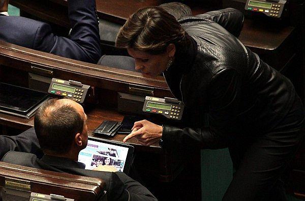 Joanna Mucha o starciu z Pawłem Kukizem: Mam nadzieję, że nigdy więcej tego nie zrobi