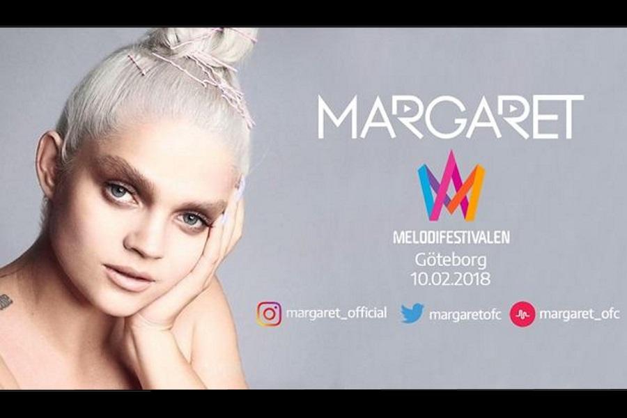 Czy Margaret zostanie reprezentantką Szwecji podczas konkursu Eurowizja 2018?