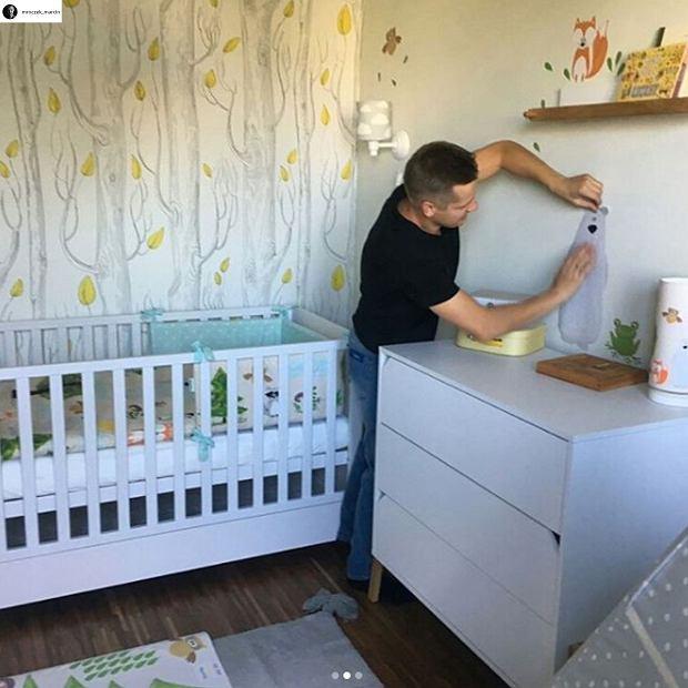 mieszkanie Marcina Mroczka