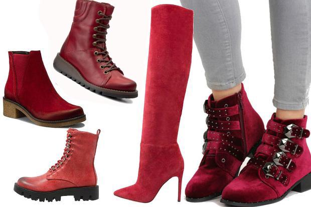 fot. materiały partnera/ czerwone buty