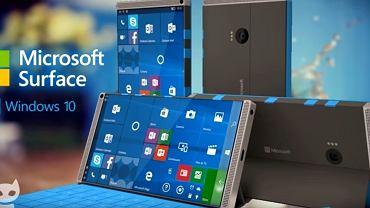 """Surface Phone """"odnaleziony"""" w kodzie Windows 10. Microsoft może jednak zaprezentować przełomowy smartfon"""