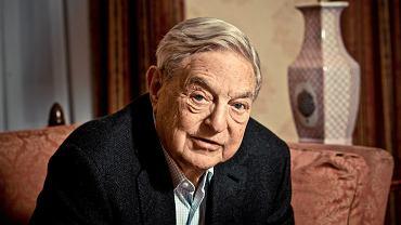 Soros zrobił przelew na 18 mld dol. Tak przekazał prawie cały swój majątek