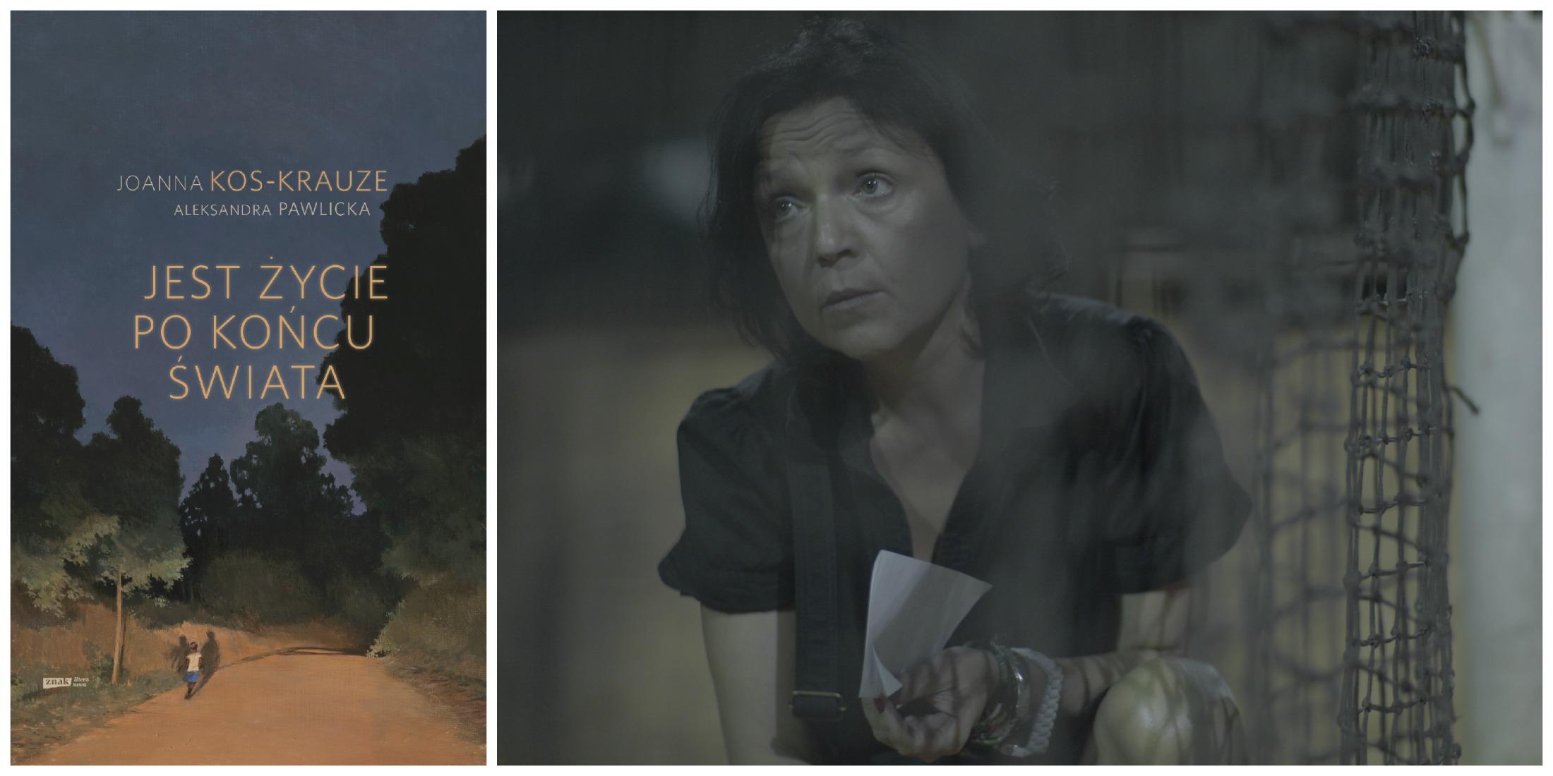 O tym, czego doświadczyła podczas pobytu w Rwandzie, Joanna Kos-Krauze napisała tez książkę. 'Jest życie po końcu świata' ukaże się 27 września (fot. materiały prasowe)
