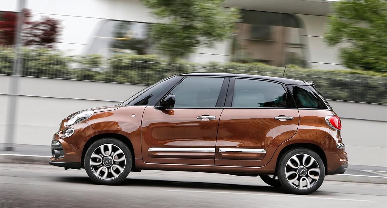 Fiat 500L to zdecydowanie jeden z najciekawszych minivanów na rynku, Fot. Materiały Partnera