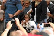 Wanda Traczyk-Stawska o proteście przed Sejmem: W polityce nie ma dobra ojczyzny, tylko dobro partii