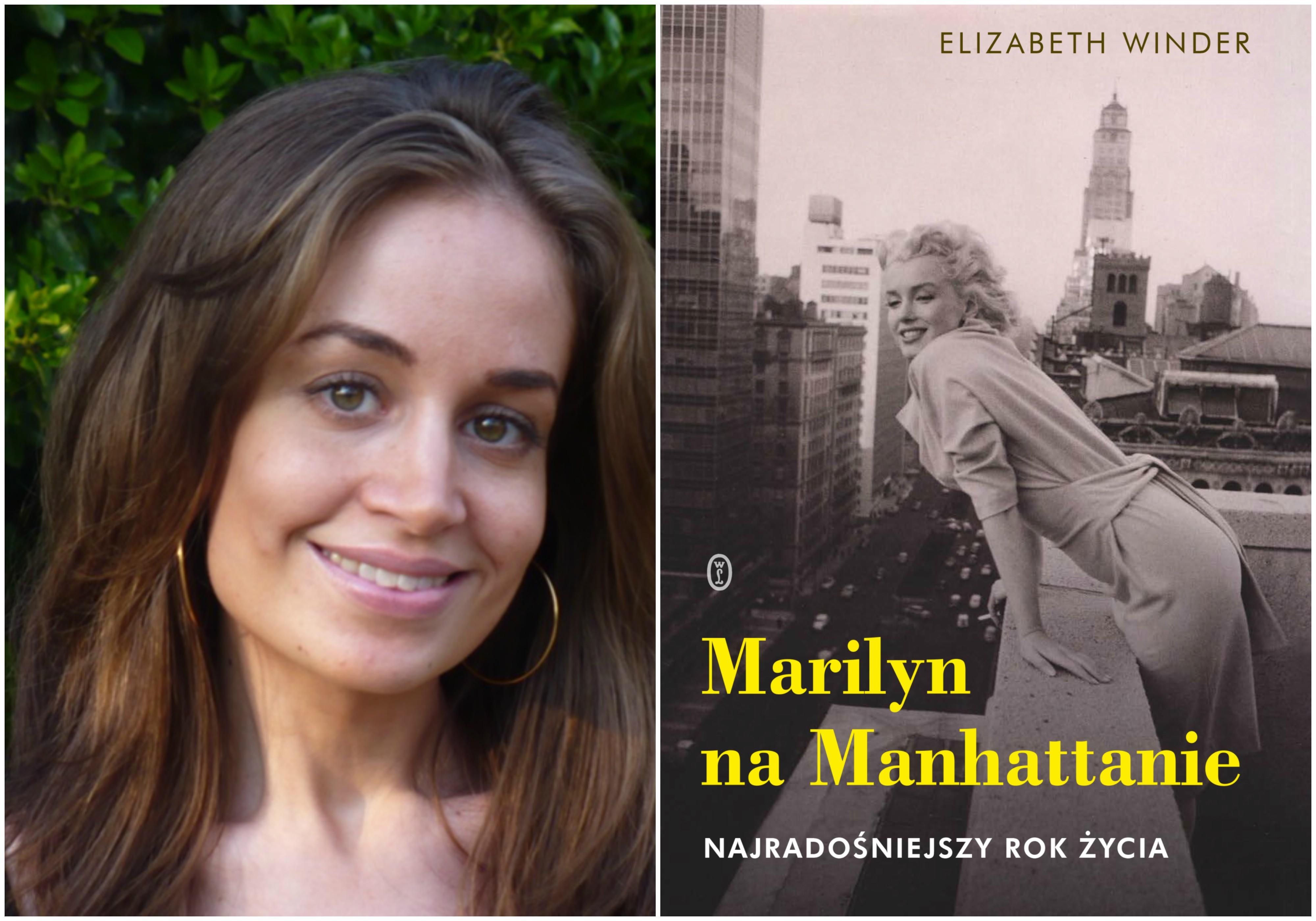 Książka 'Marilyn na Manhattanie' w polskim przekładzie Katarzyny Makaruk ukazała się nakładem Wydawnictwa Literackiego (fot. Joan Winder / materiały prasowe)