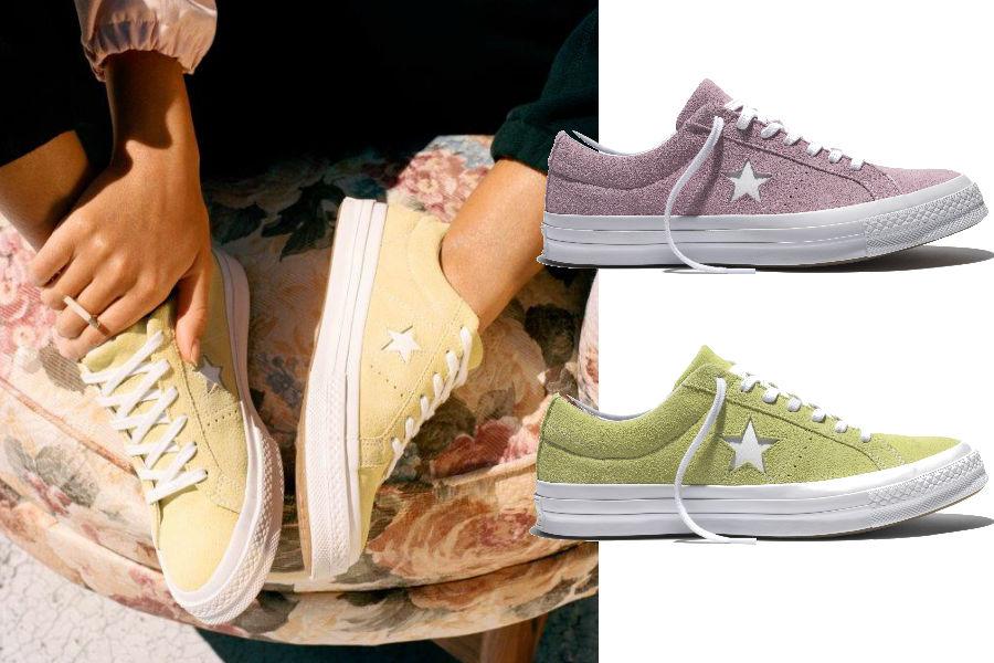 4bf634903b224 Nowa kolekcja butów Converse