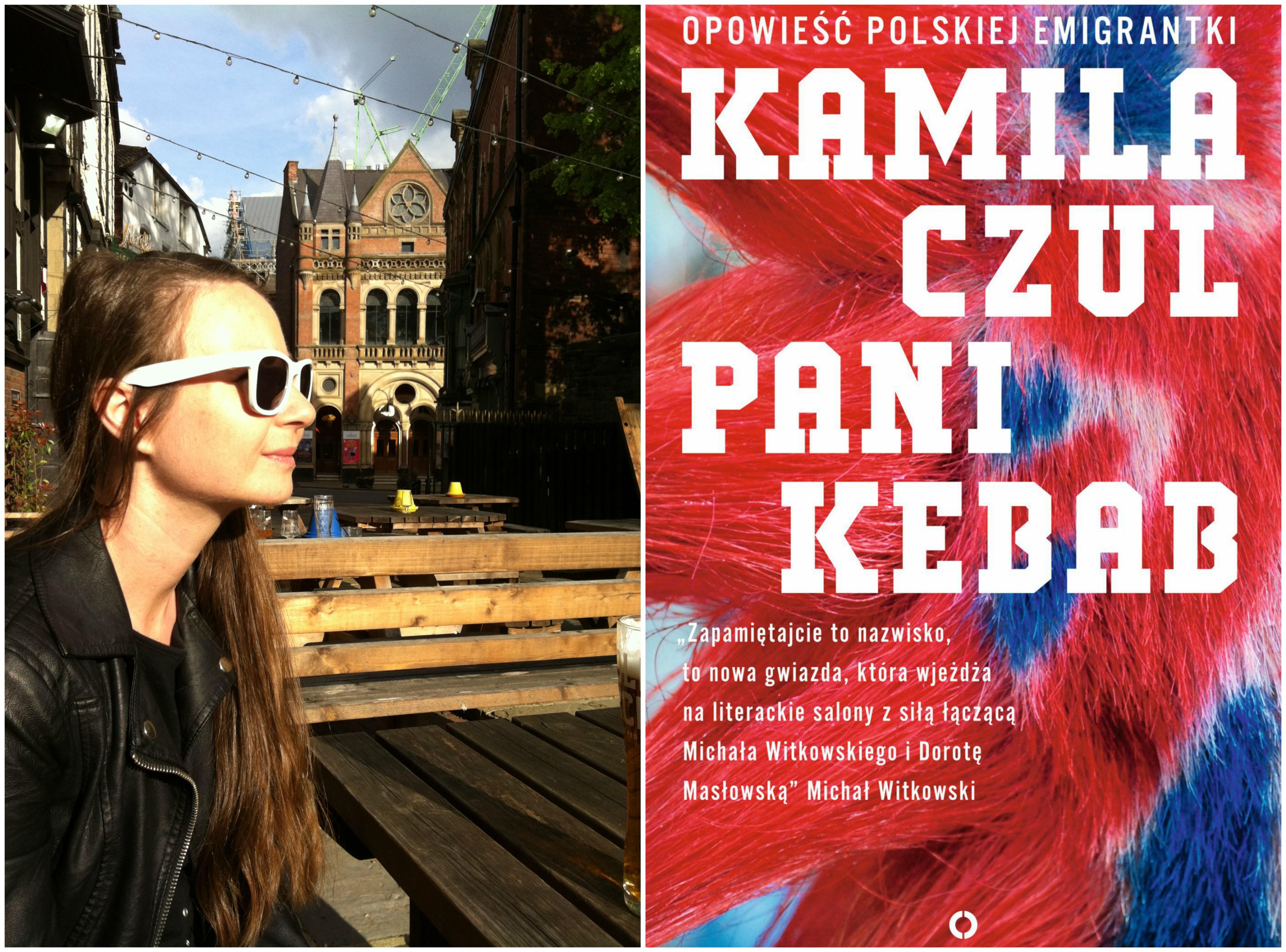 Książka Kamili Czul 'Pani Kebab' ukazała się nakładem Wydawnictwa Czerwone i Czarne (fot. materiały prasowe)