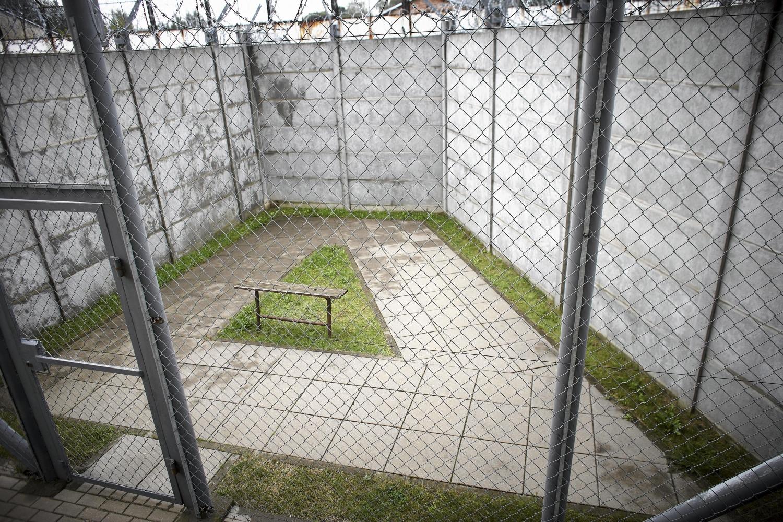 Wyjście poza mury więzienie to wyróżnienie, które spotyka tylko wybranych (fot. Marcin Stępień/Agencja Gazeta)
