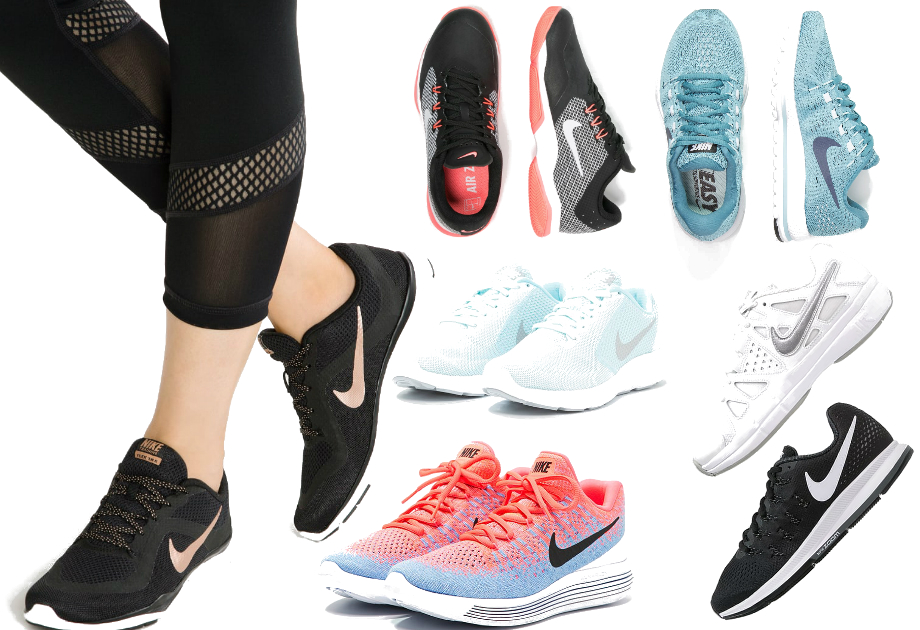 Nike obuwie z wyprzedaży