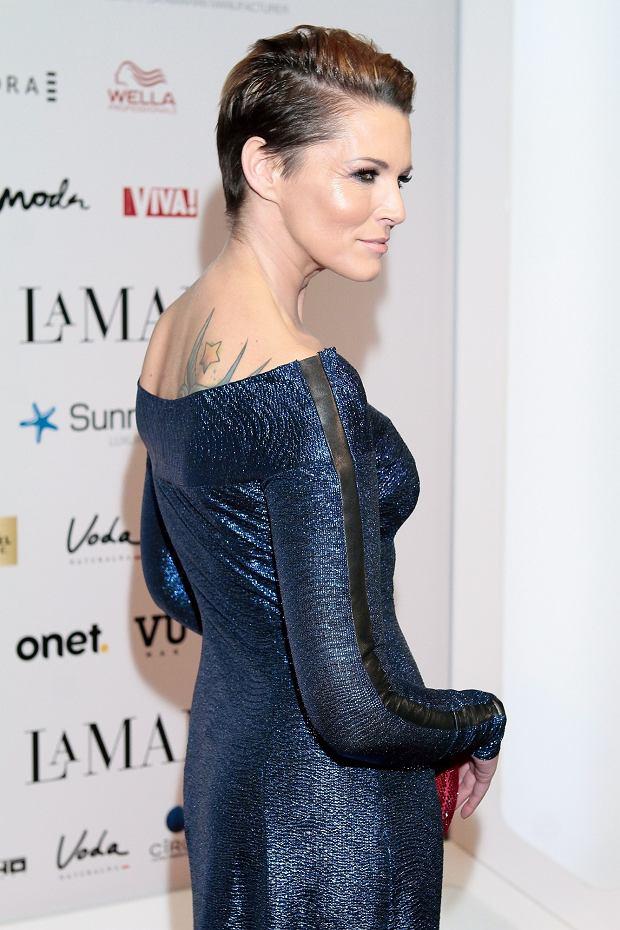 Ilona Felicjańska, tatuaże