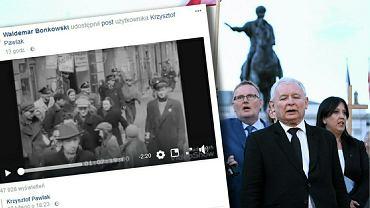"""Senator PiS publikuje """"słownik żydowski"""" i film """"Jak Żyd Żyda gonił na śmierć"""". W końcu jest reakcja prezesa"""