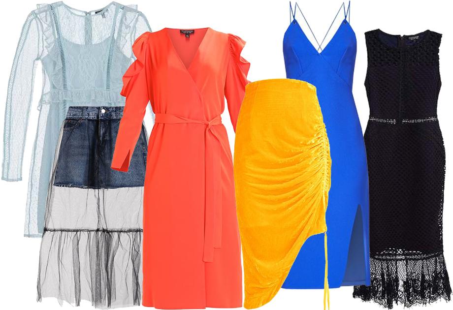 Topshop - sukienki i spódnice