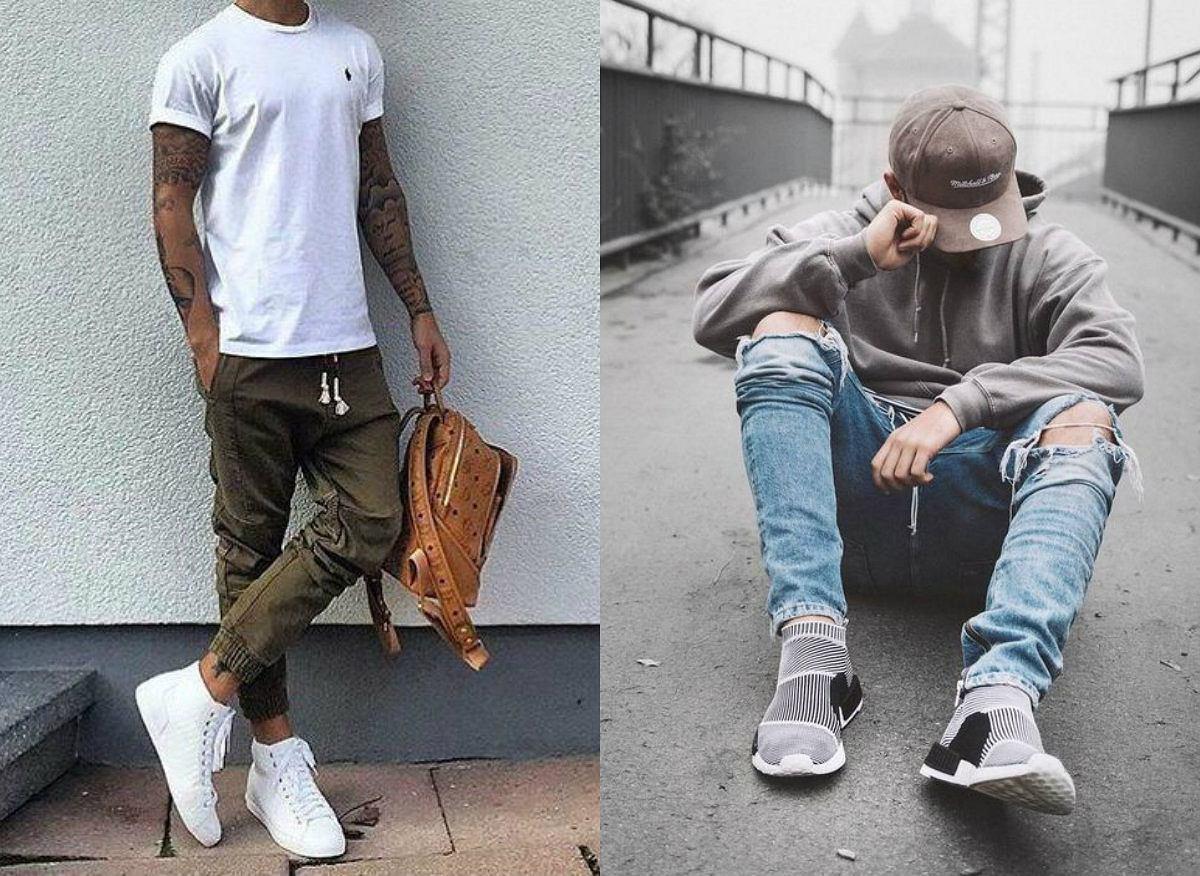 Sneakersy - popularne buty sportowe kiedyś i dziś