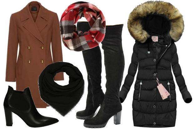 fot. materiały partnera/ modne i ciepłe ubrania na zimę