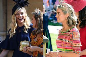 Na książęcy ślub zaproszono byłe dziewczyny księcia Harry'ego. Mina jednej z nich podczas ceremonii już stała się memem