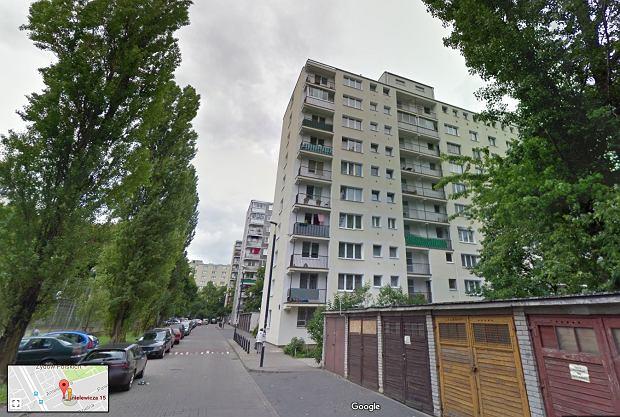 Bloki przy Anielewicza 15