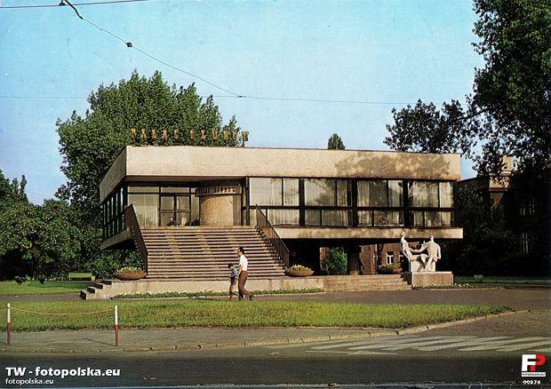Dawny Pałac Ślubów w Sosnowcu, lata 1972-1974