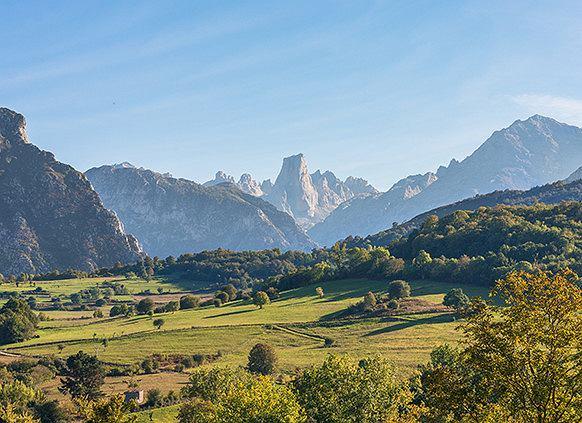 Picos de Europa to raj dla fanów wspinaczek. Fot. iStock