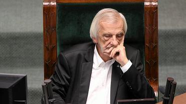 Terlecki znalazł winnych kryzysu wokół ustawy o IPN. Kukiz oburzony: Wywód godny Stalina